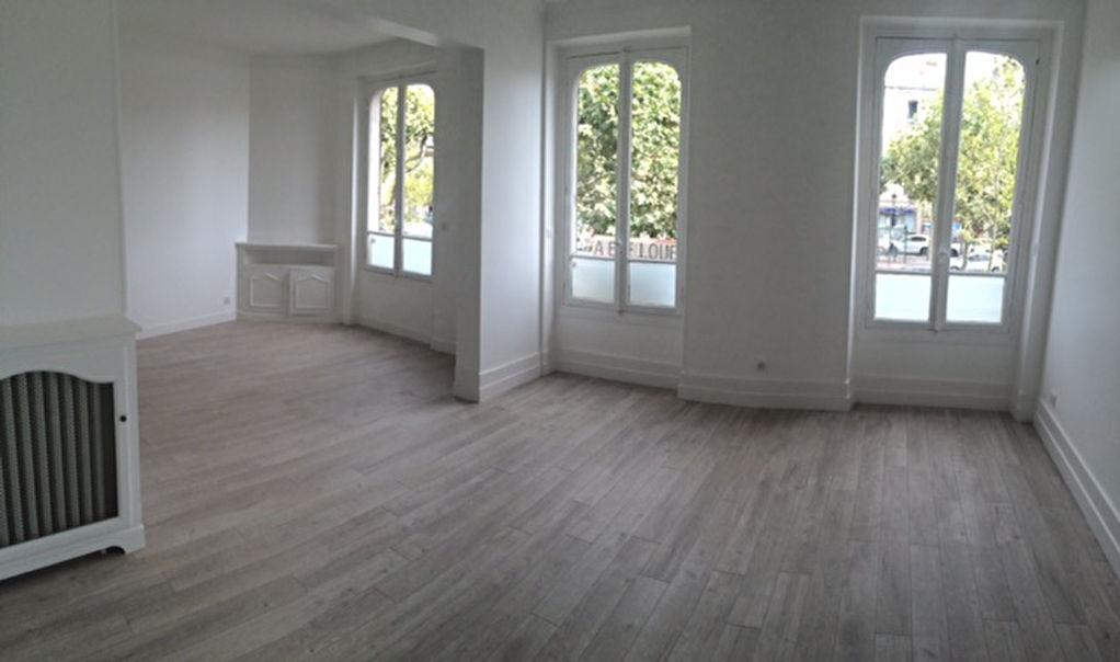 Appartement Maisons Laffitte 4 pièce(s) 91 m2