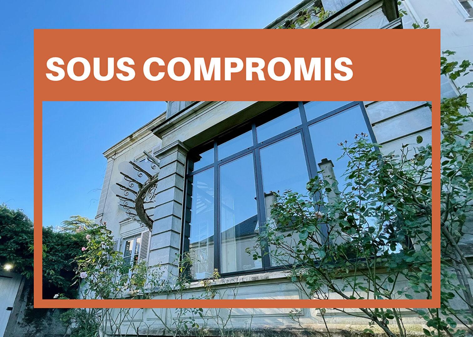 Maison bourgeoise quartier Monselet - 6 chambres, jardin clos , stationnements