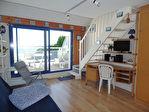 Location saisonnière St Cast: Appartement VUE MER 2 pièces 4 personnes