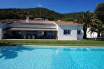 Ajaccio les pieds dans l'eau Demeure de prestige  8 pièce(s) 300 m2 piscine
