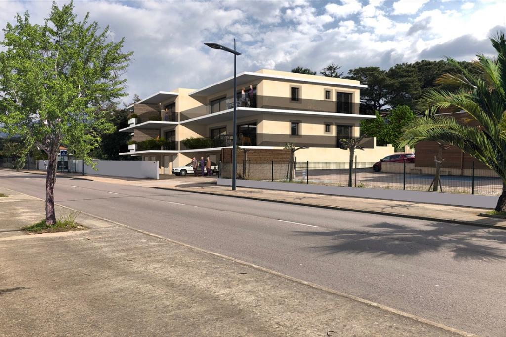 Appartement  récent  Porticcio 2 pièce(s) 53 m2 proximité plage et commerces