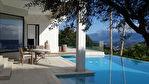 Ajaccio villa de prestige contemporaine 235m² vue imprenable sur la mer