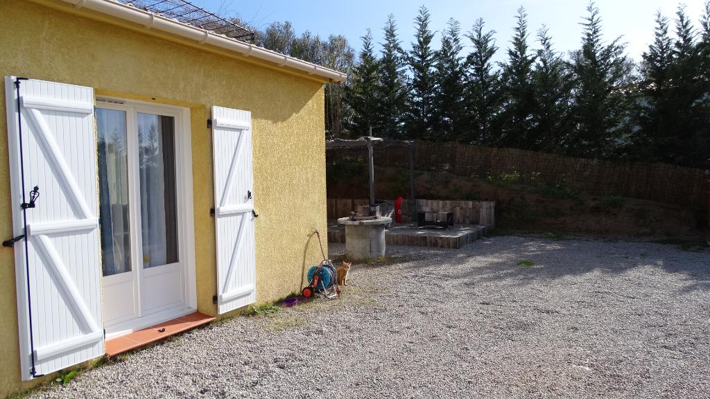 Bastelicaccia  charmante maison  de plain pied  2 pièce(s) 40 m2