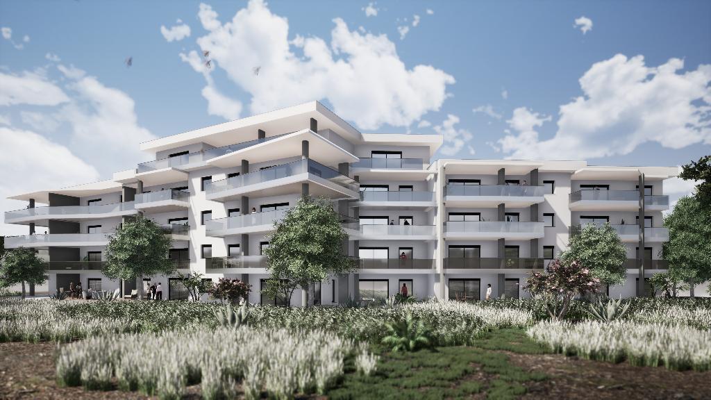 Appartement Albitreccia 3 pièce(s) 76 m2 VUE MER PROCHE PLAGE AGOSTA