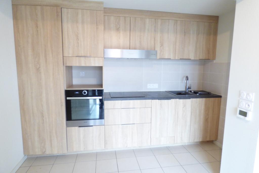Appartement Aurillac 2 pièce(s) 46 m2 AVEC JARDIN et PARKING