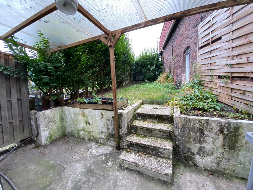 Maison environ 75m² avec jardin 3 chambres