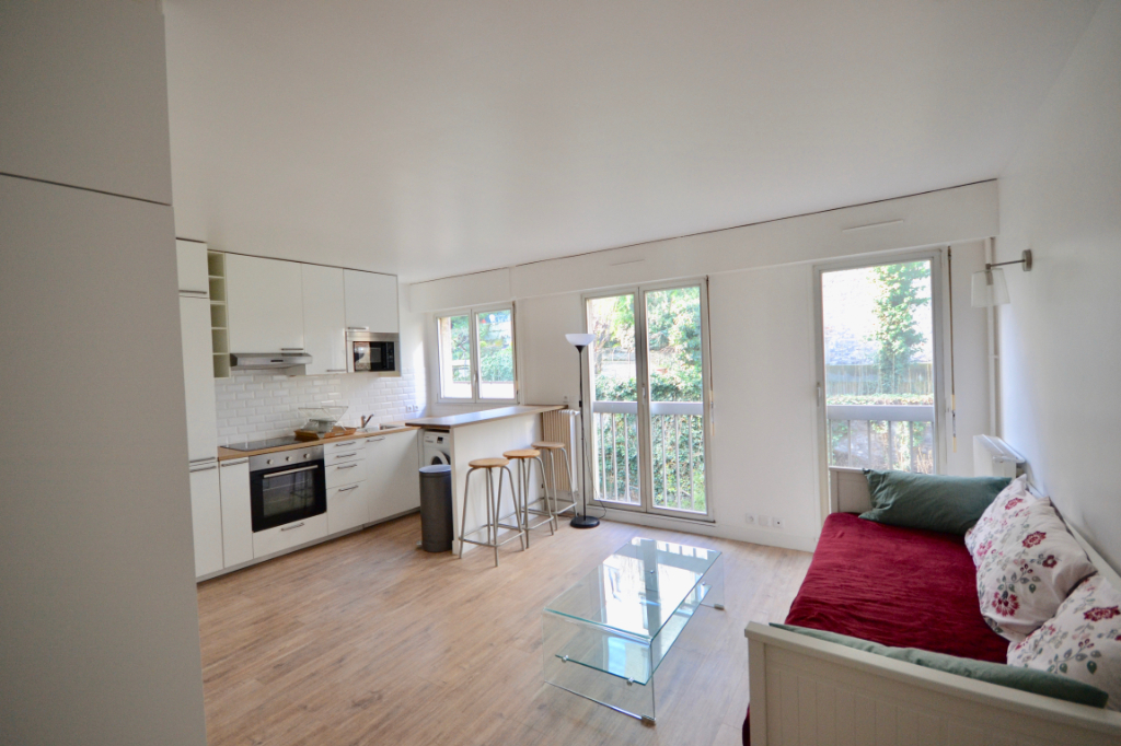 Appartement Paris 1 pièce(s) 26 m2