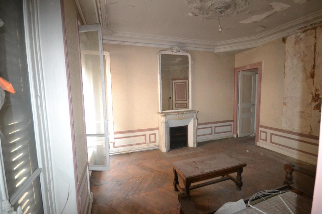 Appartement Paris 3 pièce(s) 47 m2
