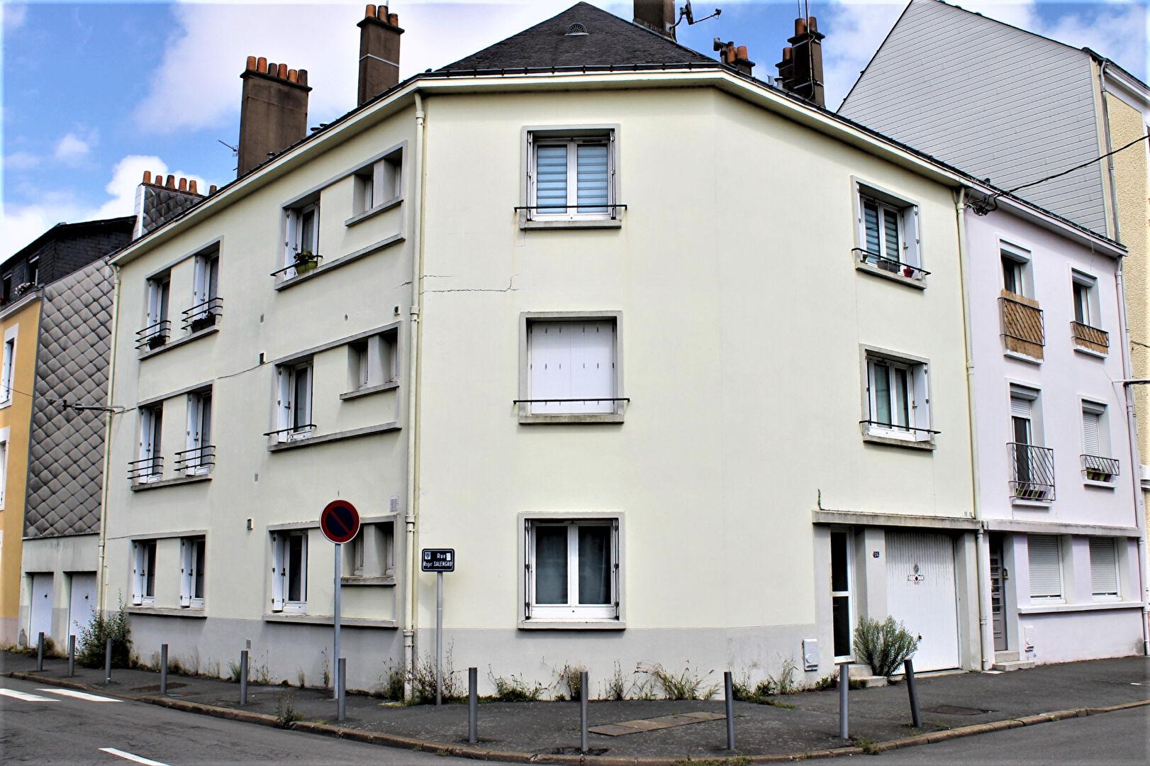 St Nazaire, Appart T3, 54 m²