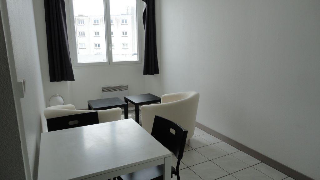 Appartement 2 pièces Brest 24 m²