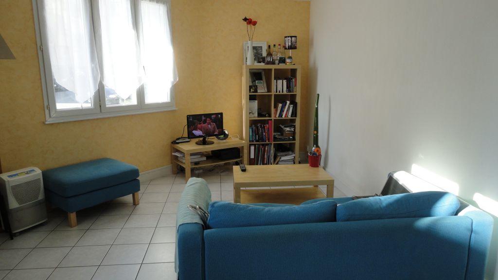 Appartement Brest Harteloire 2 pièce(s) 45 m2 meublé