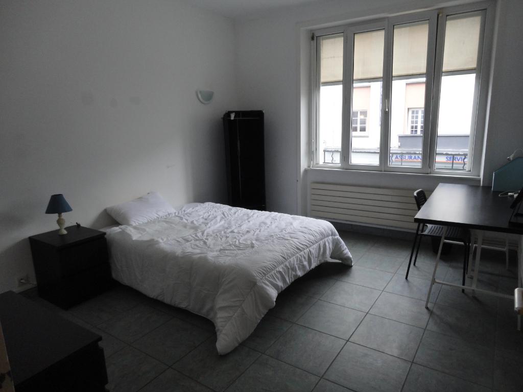 Appartement Brest 3 pièces MEUBLÉ 64m²