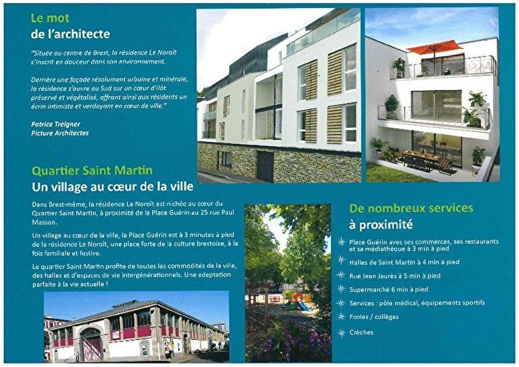 Appartement Brest - 3 pièce(s) - 65 m2