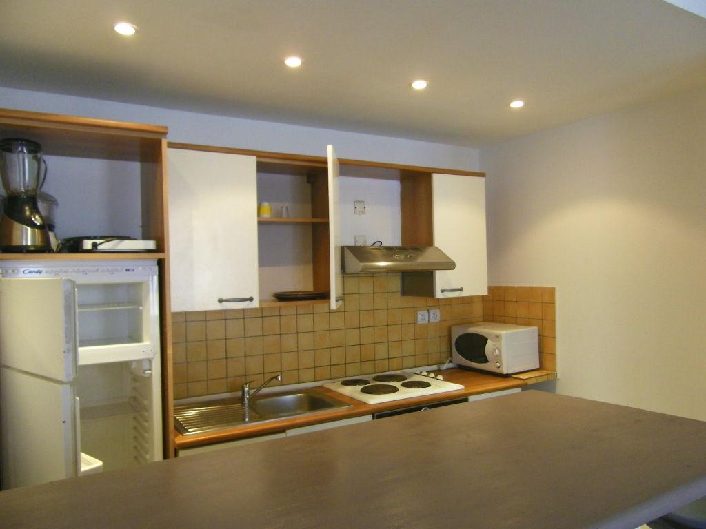 Appartement - 2 pièce(s)  MEUBLE- 38 m2